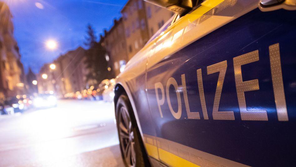Polizeieinsatz in Nürnberg