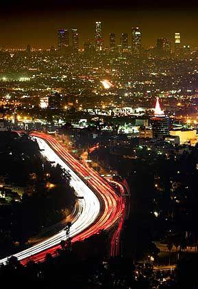 Hollywood Freeway: Du gehst los. Richtung Westen, wie einst die Pioniere