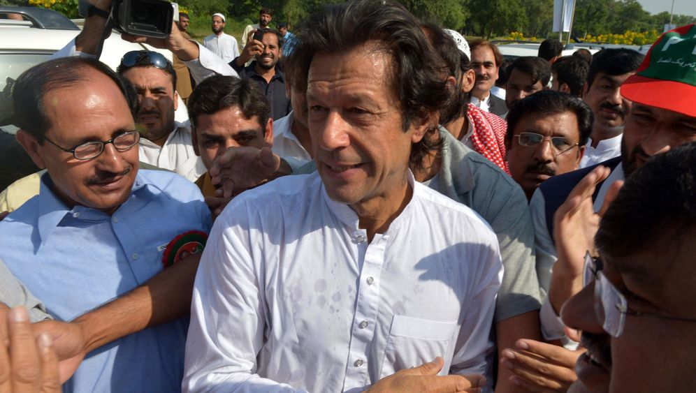Photo Gallery: Imran Khan's Political Transformation