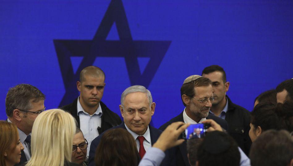 Benjamin Netanyahu: Nur ein Wahlkampfversprechen - oder ein ernsthafter Plan?