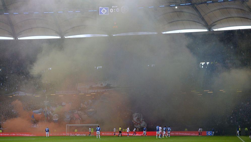 Bundesliga: Das Steh-auf-Männchen