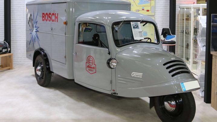 Von DKW bis Peugeot: Die Konkurrenten des VW T1