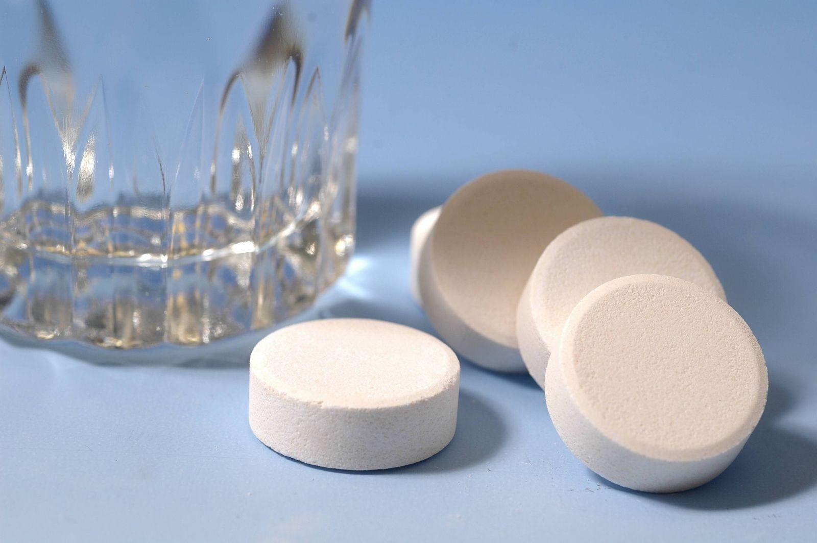 EINMALIGE VERWENDUNG Magnesium/ Tabletten