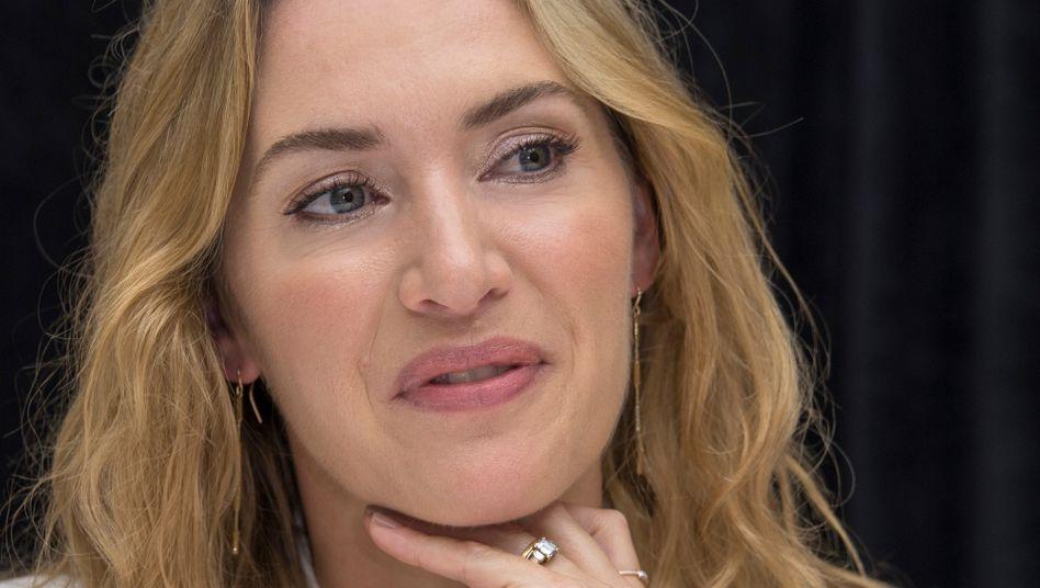 Kate Winslet vermisst in der Corona-Pandemie Berührungen
