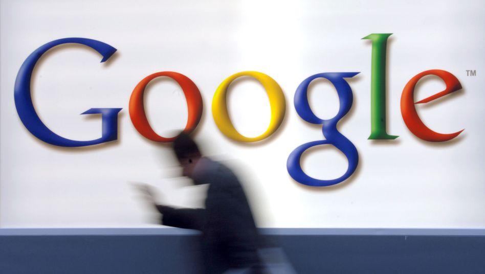 Google-Logo (Archivbild): Nicht verantwortlich für persönliche Daten