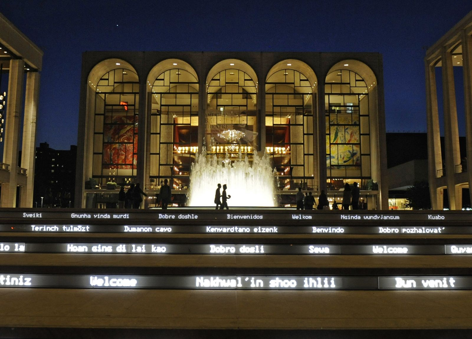 Met Opera Record Sales