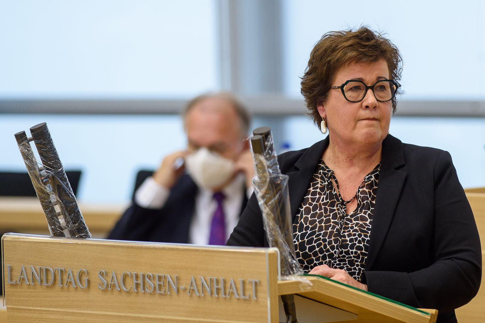 Sitzung Landtag Sachsen-Anhalt