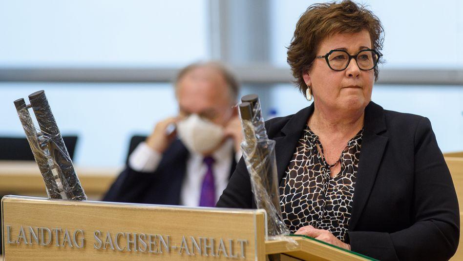SPD-Gesundheitsministerin Grimm-Benne: »Das sind nicht nur Amtsträger, die sich vorgedrängelt haben«