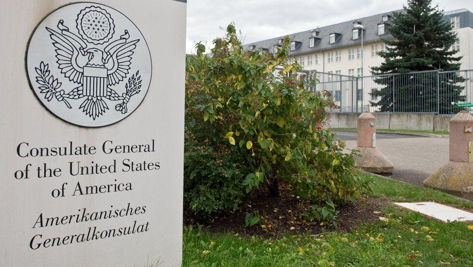 US-Generalkonsulat in Frankfurt am Main (Archivbild)