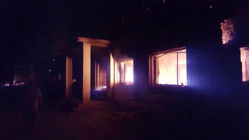 """Krankenhaus in Kunduz: """"Es war komplett zerstört"""""""