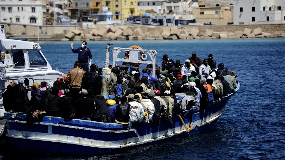 Die Zahl der Opfer steigt: Seit Jahresbeginn starben mindestens 1200 afrikanische Bootsflüchtlinge im Mittelmeer