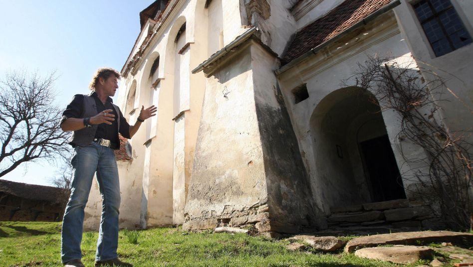 Peter Maffay 2010 in Radeln, Rumänien