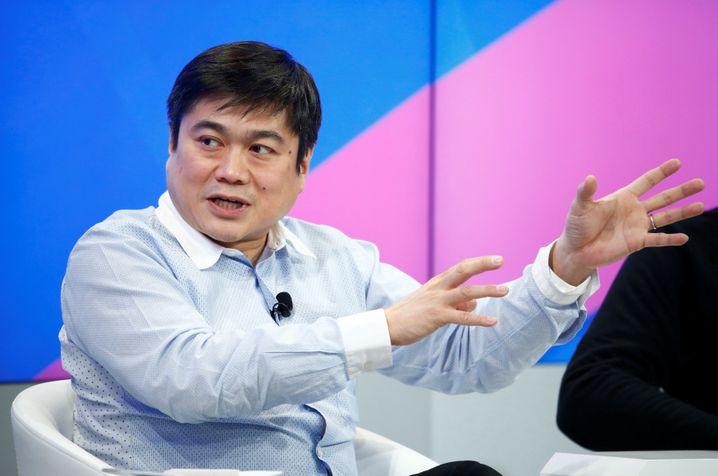 Zurückgetretener MIT-Tech-Guru Joichi Ito
