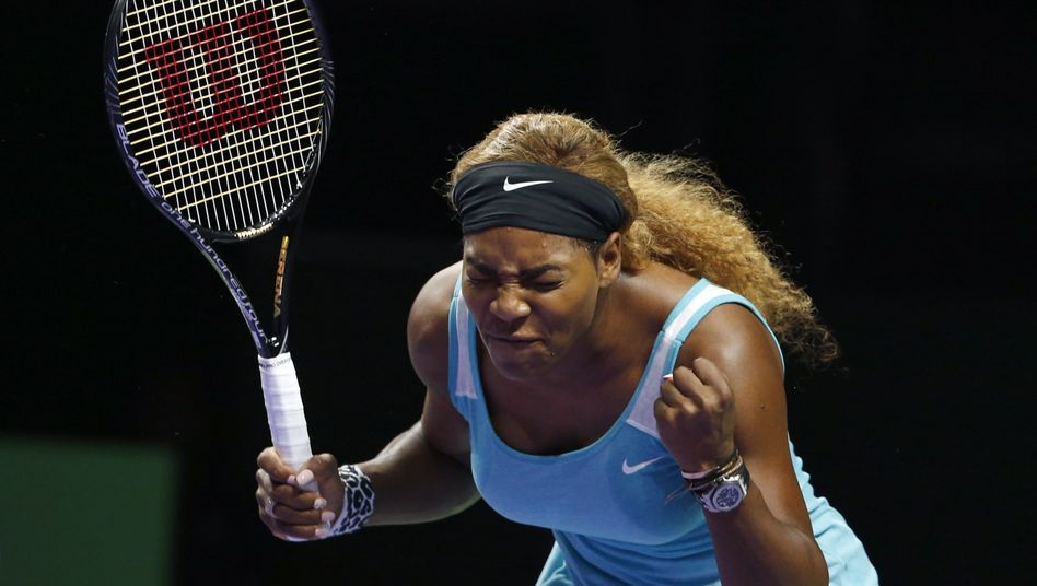 Tennis-Star Williams: 0:6, 2:6 gegen Halep