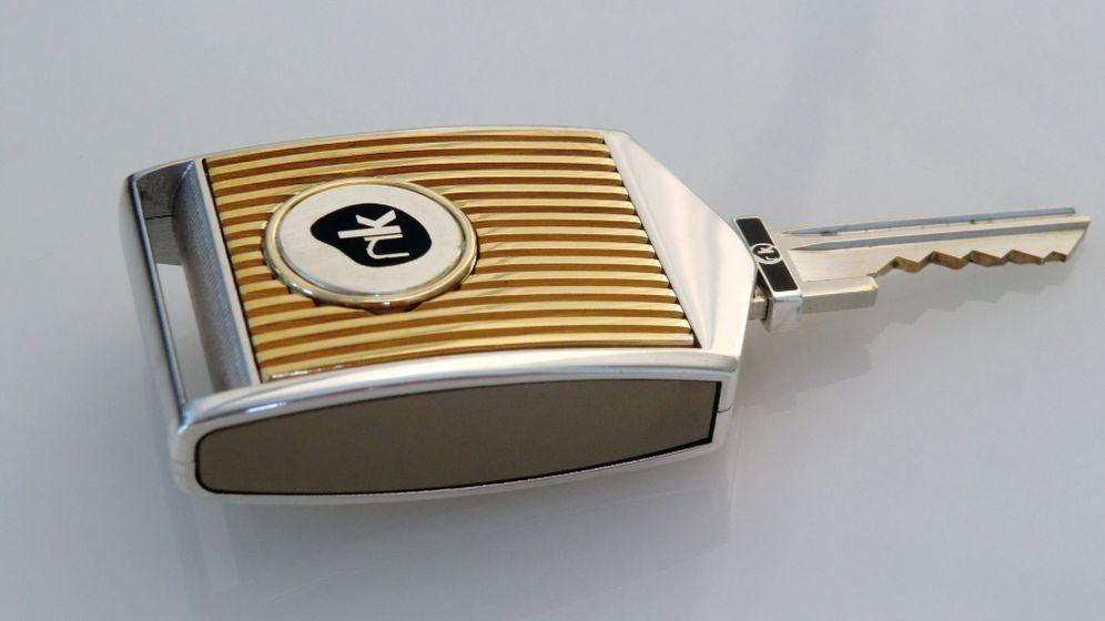Luxus-Autoschlüssel: Türöffner für 30.000 Euro