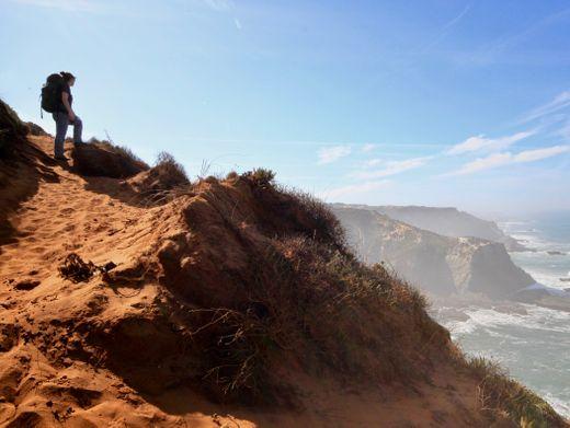 Anstieg auf Sand: Zwei Schritte vor, einer zurück