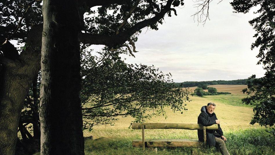 Schriftsteller Strauß in der Uckermark