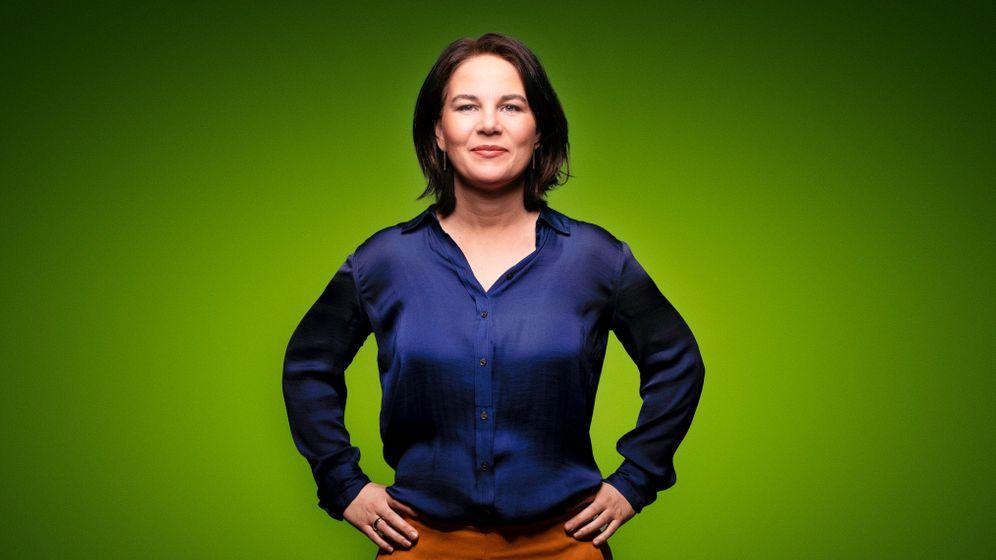 Annalena Baerbock Holds the Keys to Germany's Next Election: The Green Kingmaker - DER SPIEGEL
