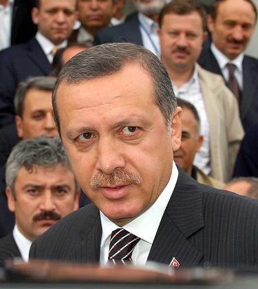 Premier Erdogan: Weg frei für formelle Gespräche