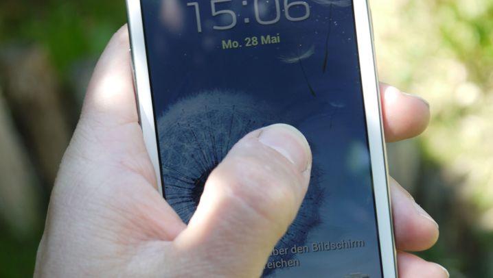 Das Handy, das fast alles hat: Samsung Galaxy S III