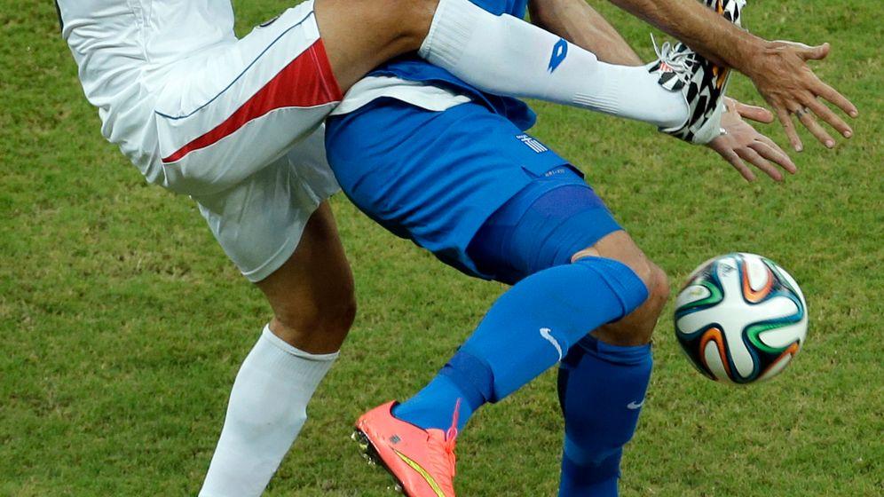 Achtelfinalsieg gegen Griechenland: Navas hält Costa Ricas Traum am Leben