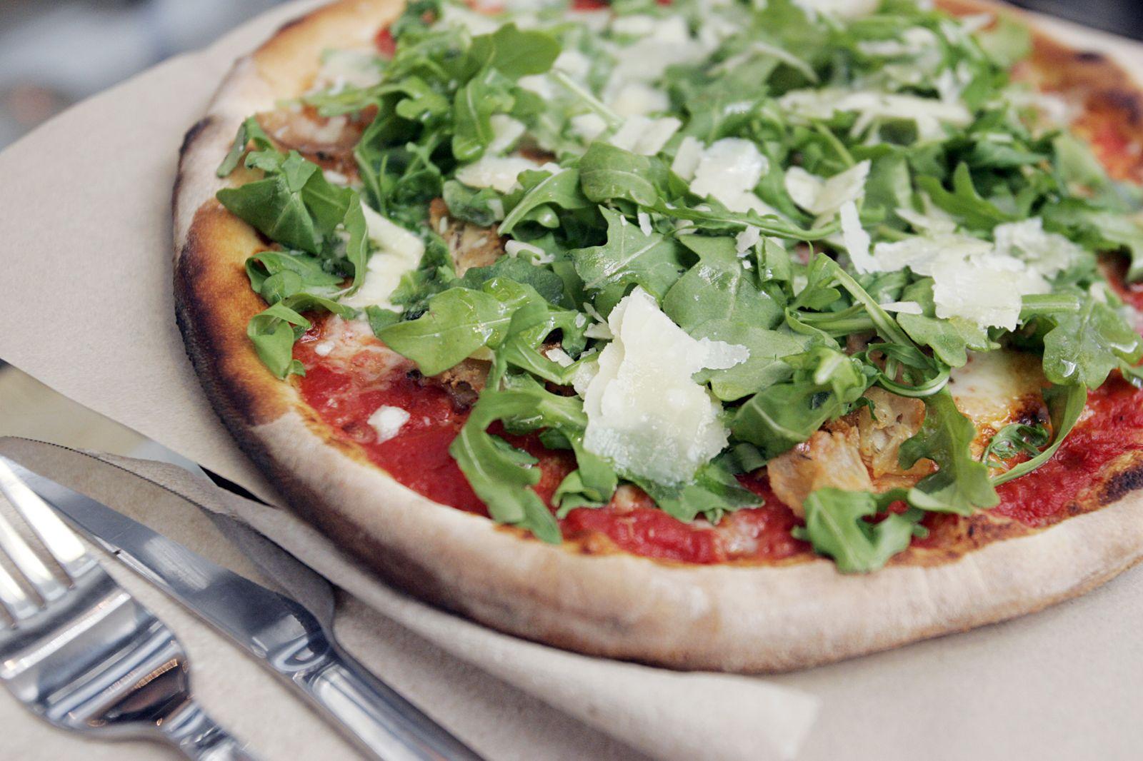 NICHT MEHR VERWENDEN! - Pizza