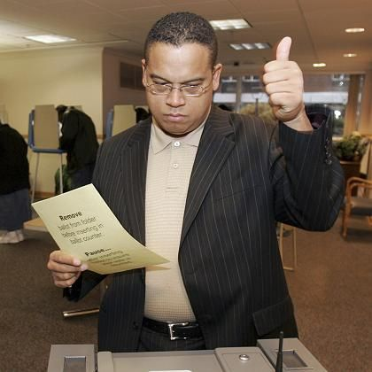 Novum im Kongress: Keith Ellison zieht als erster Muslim ins Repräsentantenhaus ein
