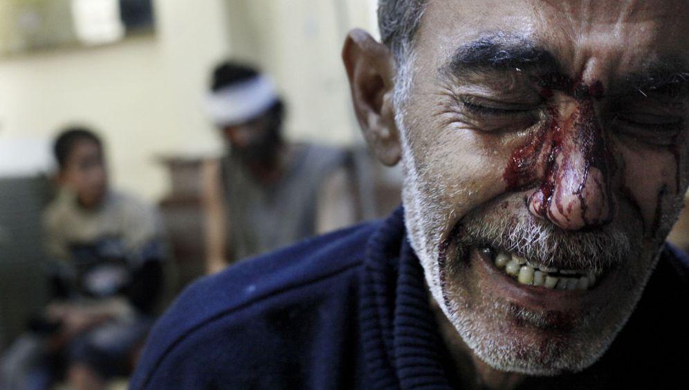 Syrien in Trümmern: Blut, Tränen, Terror