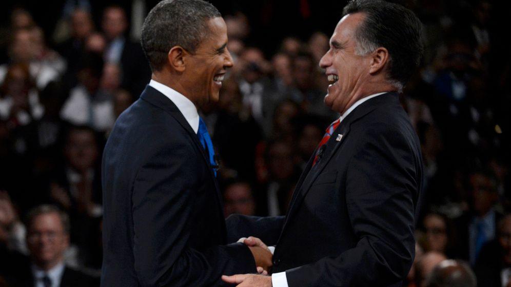 Obama vs Romney: TV-Duell in Boca Raton