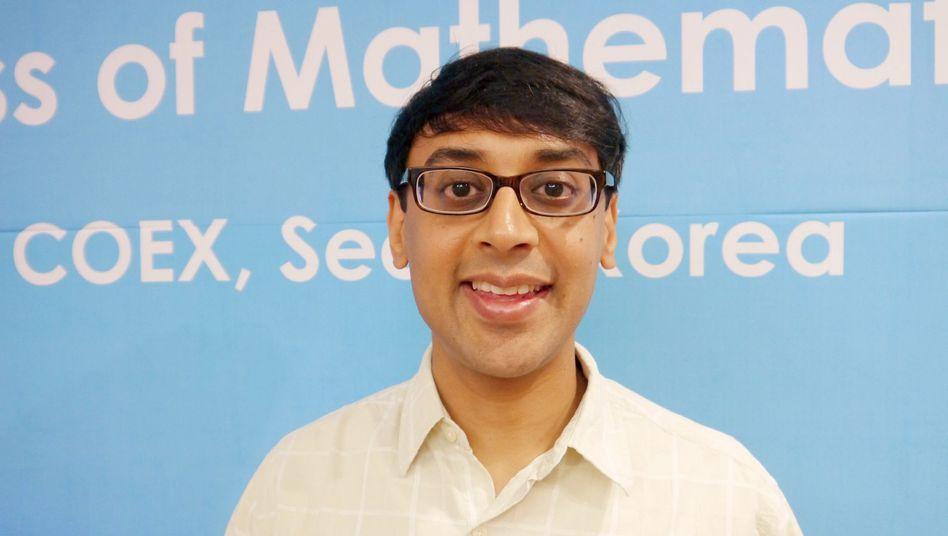 Mathematiker aus Leidenschaft: Fields-Preisträger Manjul Bhargava