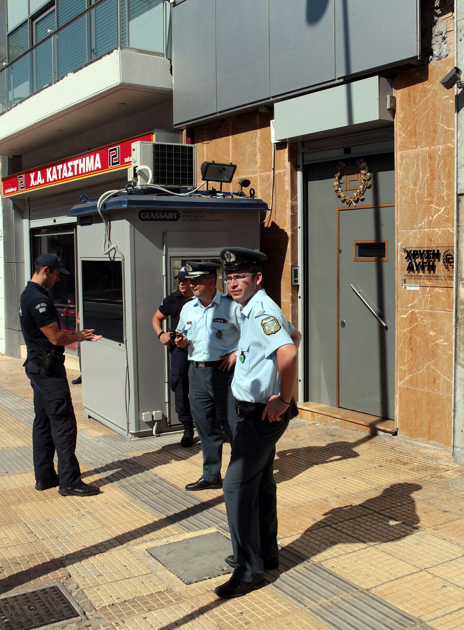 Polizei/Griechenland