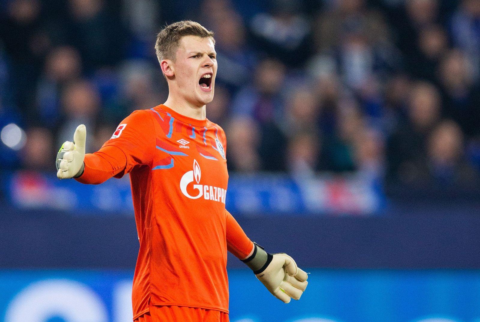 FC Schalke 04 - Torwart Alexander Nübel