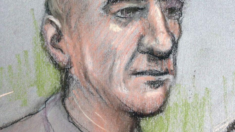 Stephen P. vor Gericht in London