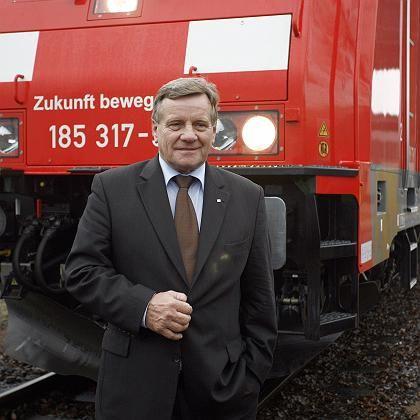"""Deutsche-Bahn-Chef Mehdorn: """"Produkt der Zukunft"""""""