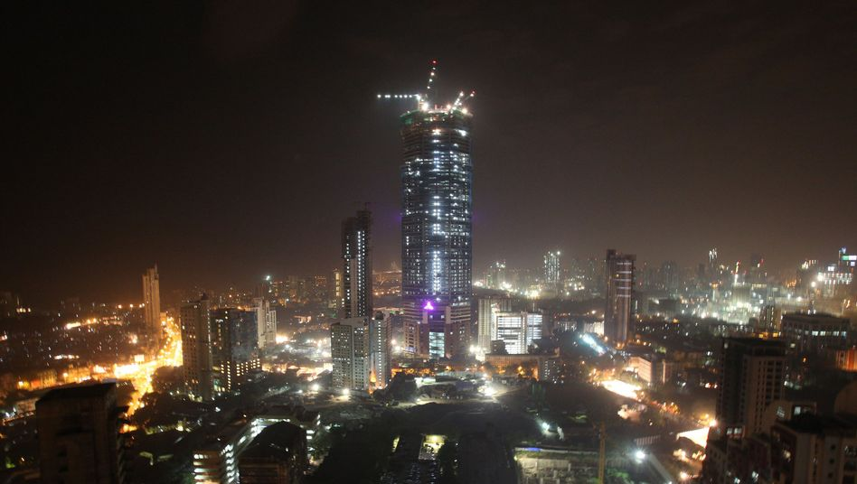 Mumbai: Indien ist von früheren zweistelligen Wachstumsraten weit entfernt