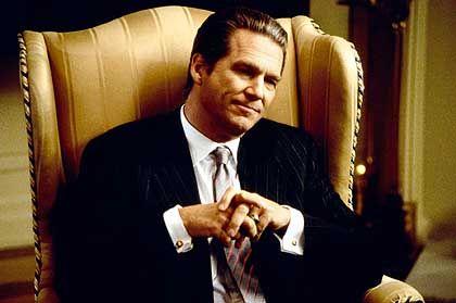 Schauspieler Bridges als Präsident Jackson: Mit Winkelzügen zum Erfolg