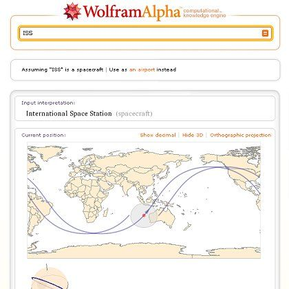 Wolfram Alpha: Keine Suchmaschine, sondern eine Antwortmaschine