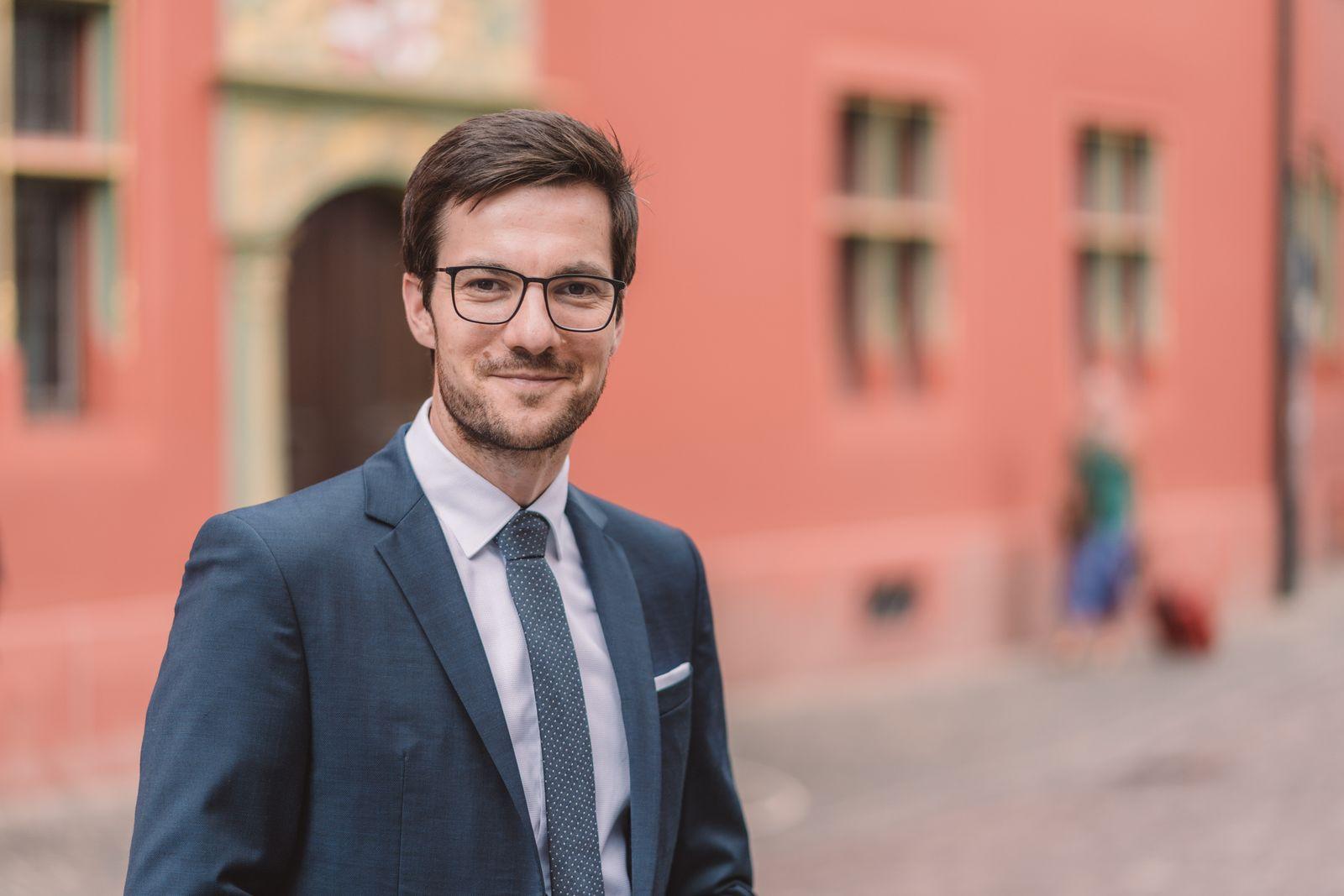 Martin-Horn-Oberbürgermeister von Freiburg- Foto von Fionn Große -FG900934