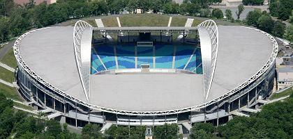 Leipziger WM-Stadion: Der Betreiber freut sich auf Spitzenfußball