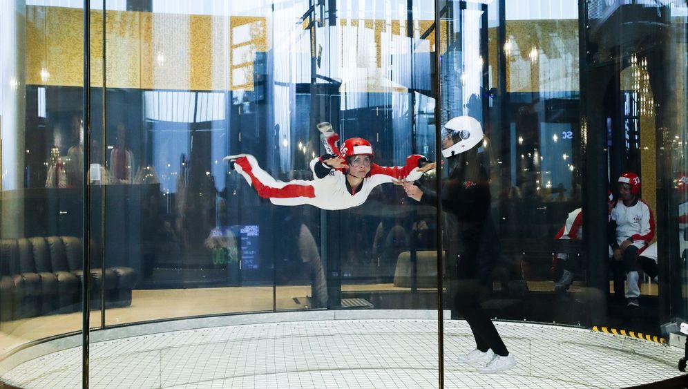 """Actionshow """"Der Traumjob"""": Viehtreiben und Bungee-Jumping"""