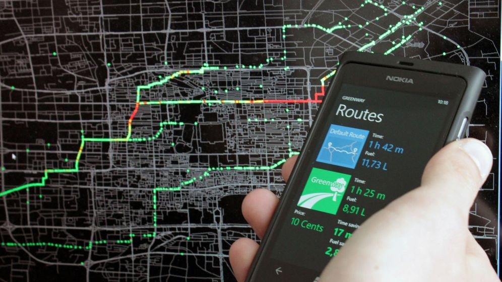 Innovatives Navigationssystem: Das Stau-Orakel
