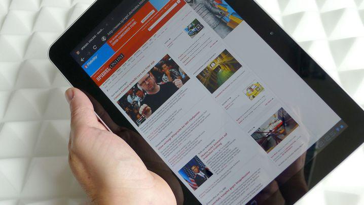 Honeycomb-Tablets: Samsung Galaxy Tab 10.1