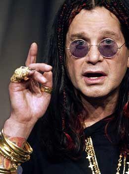 Schwer verunglückt: Ozzy Osbourne