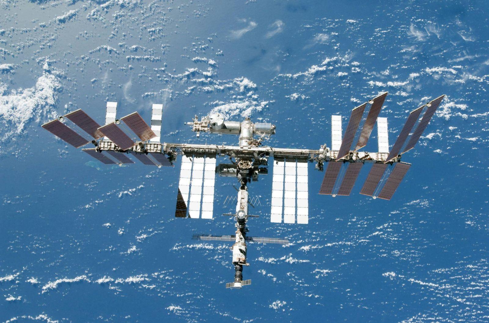NICHT VERWENDEN ISS / Internationale Raumstation