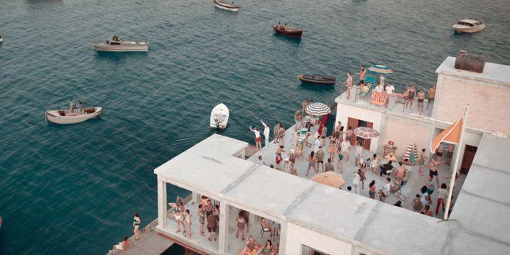Das Recht auf Party: Feierspaß in »Das Geheimnis der Roseninsel«