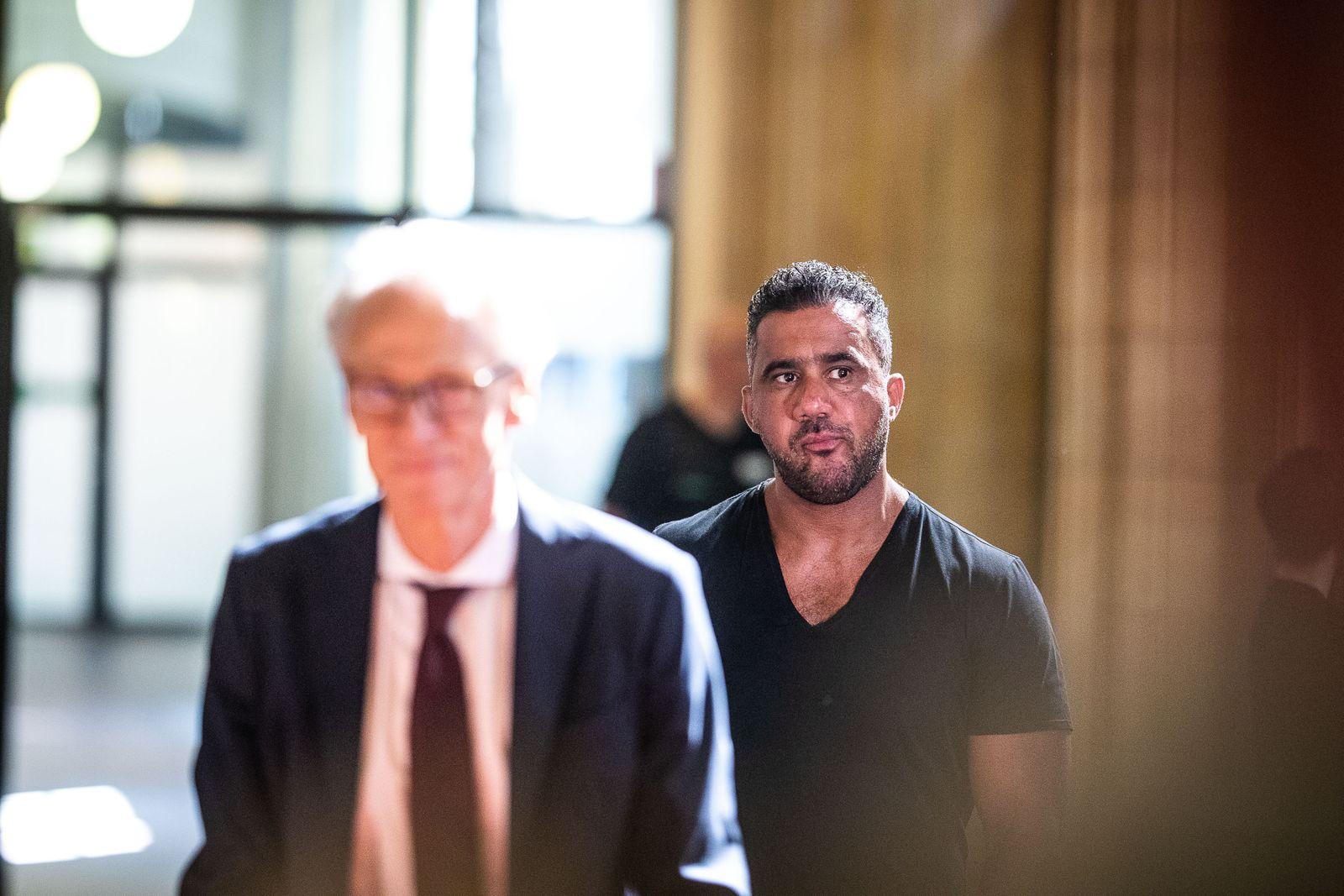 Prozessauftakt Bushido vs Arafat Abou-Chaker am Landgericht Berlin
