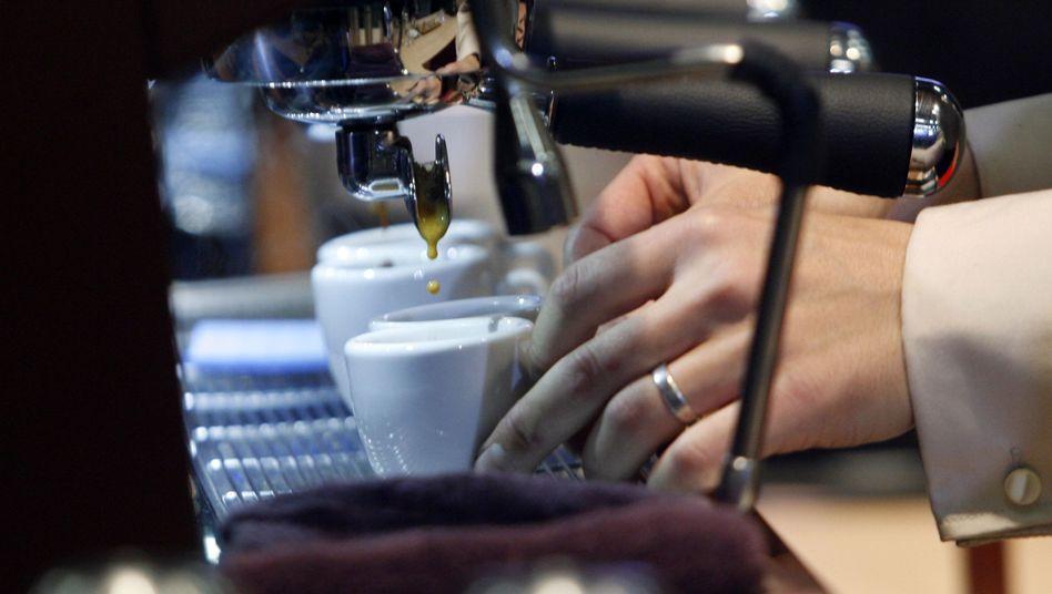 Schwere Vorwürfe: Teure Espressomaschinen sollen Blei freisetzen