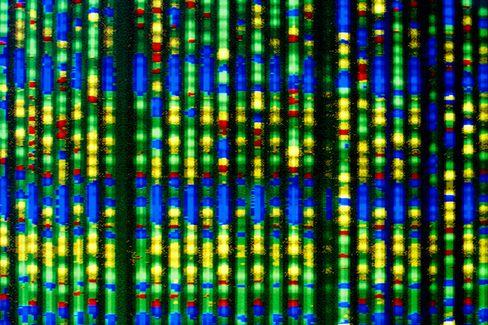 DNA-Sequenz: 48.000 Dollar für vollständige Entzifferung