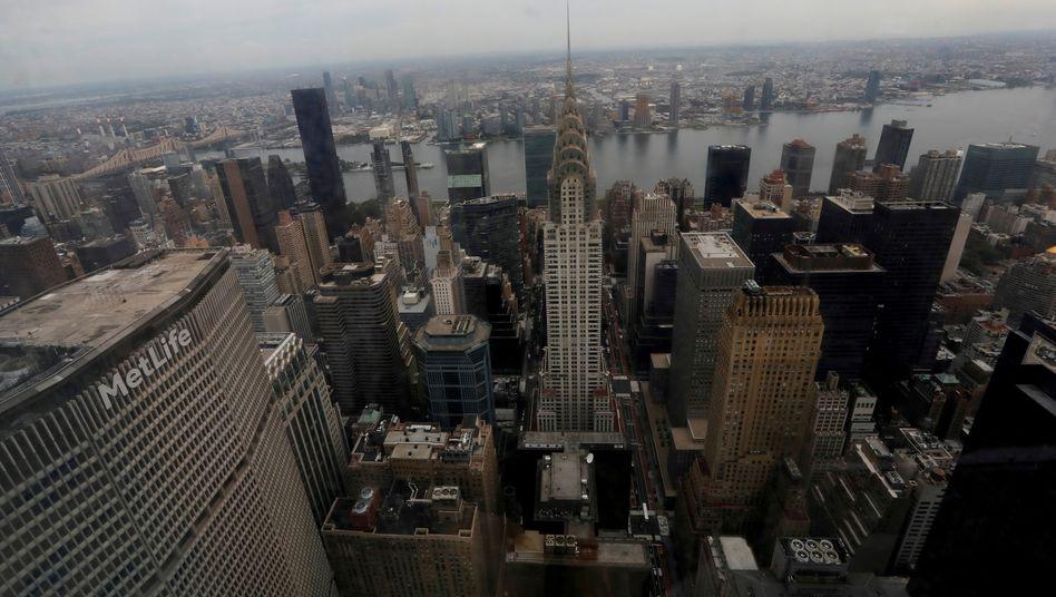 New York City ist bekannt für seinen umkämpften Wohnungsmarkt