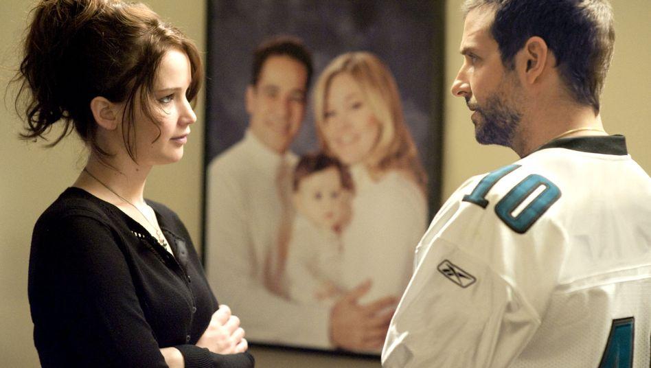 """Oscar-Favorit """"Silver Linings"""" mit Bradley Cooper, Jennifer ..."""